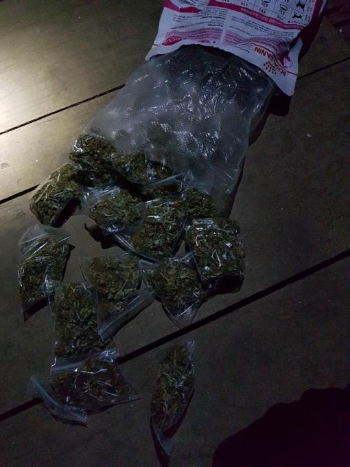 Pas varėniškius aptikta galimai narkotinių medžiagų
