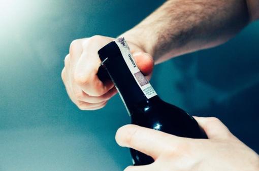 Alkoholio akcizų pajamos šiemet auga, pardavimai mažėja