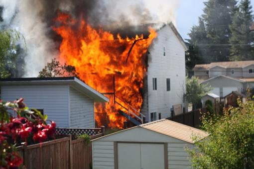 Kuršėnuose sprogimas suniokojo namą (papildyta)
