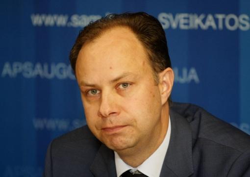 Sveikatos apsaugos ministras A. Veryga apie medicinines kanapes: pacientai turi gauti geriausią gydymą