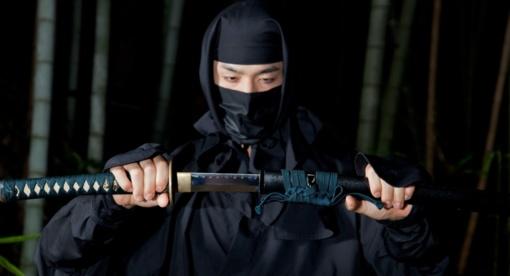 """Japonijos policija demaskavo 74 metų įsilaužėlį """"nindzę"""""""