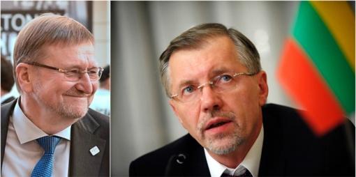 Iš socialdemokratų gretų pasitraukę parlamentarai skelbia kuriantys naują partiją