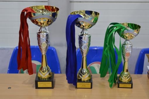Ignalinoje vykusio VSAT tinklinio turnyro nugalėtojai – Pagėgių rinktinės pasieniečiai