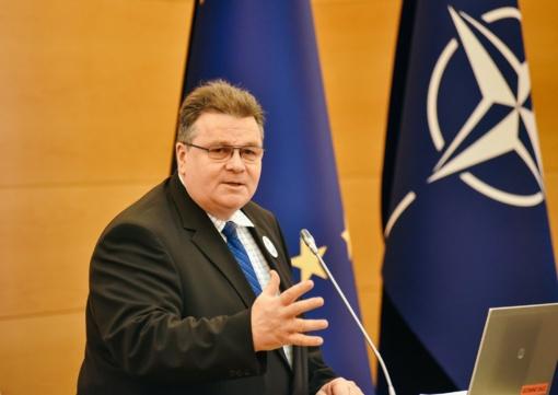 L. Linkevičius dalyvaus JT Generalinės Asamblėjos Niujorke renginiuose