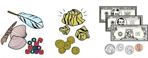 Pinigų anatomija XXI amžiuje