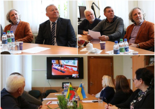 Alytaus ir Kremenčuko bendradarbiavimas: konferencijos metu – apie aplinkosaugą ir ekologiją