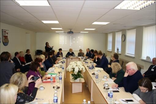 Neįgaliųjų reikalų taryba pagyrė savivaldybę už darbą socialinėje srityje