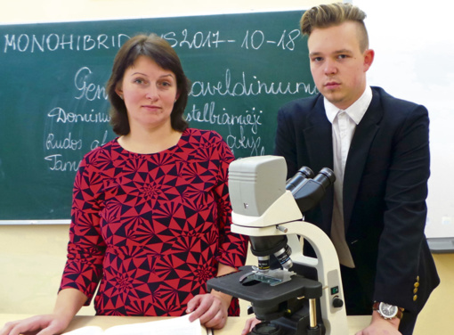 """Šiaulių """"Saulėtekio"""" gimnazija atvira naujovėms"""