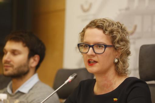 Liberalė siūlo dekriminalizuoti mažo kiekio kanapių turėjimą