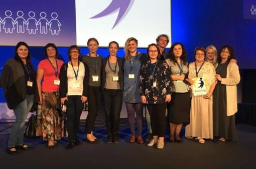 """Šlienavos pagrindinė mokykla tapo geriausia ,,eTwinning"""" projekto mokykla Lietuvoje"""