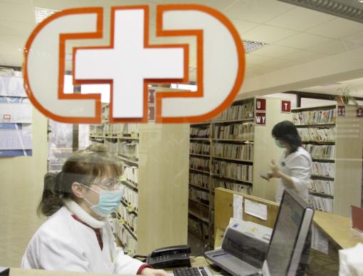 Naujas gripo sezonas: sergamumas didesnis nei pernai tuo pačiu metu