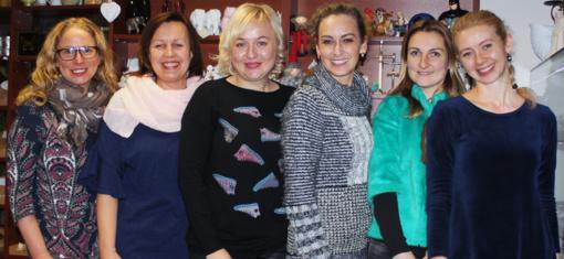 Metinis išpardavimas. Miestą išjudina šešių verslių moterų iniciatyva