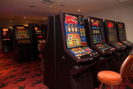 Lošimo automatus numatoma sujungti į elektroninę duomenų valdymo sistemą