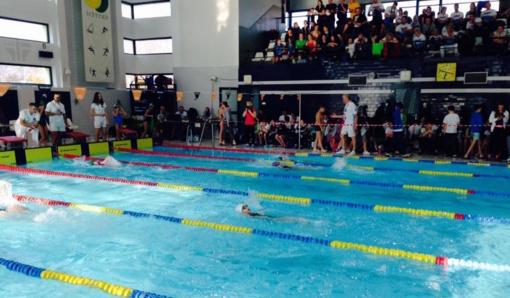 Lietuvos plaukikai rinko medalius varžybose Lenkijoje