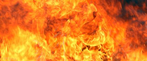 Pasvalio rajone sudegė namas