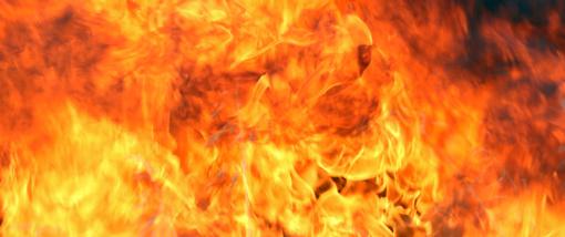 Tauragės rajone per gaisrą žuvo moteris