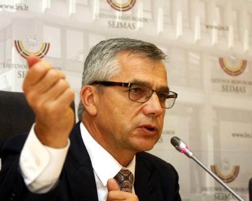 V. Poderys: galėtų būti sukurta Energetikos ir klimato kaitos ministerija