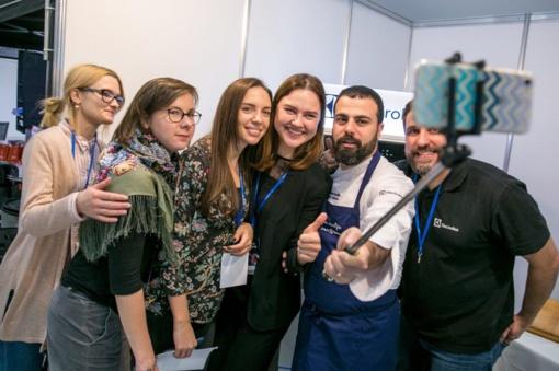 Prasidėjo skaniausias metų renginys - Baltijos maisto ir gėrimų paroda BAF