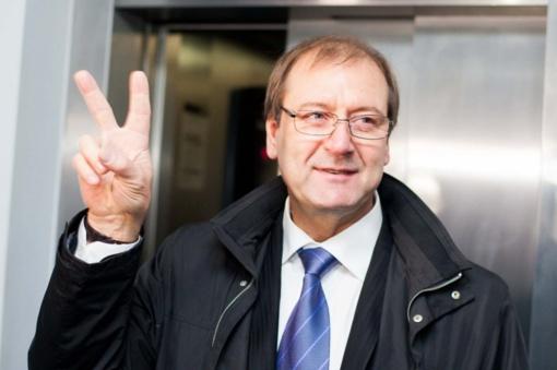 V. Uspaskichas patvirtino dalyvausiąs Darbo partijos pirmininko rinkimuose