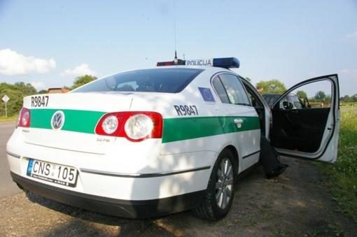 Praėję Šiaulių policijos metai - kupini pertvarkos ir pokyčių (vaizdo reportažas)