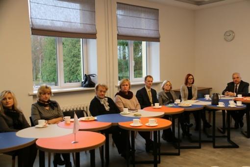 Marijampolės kolegijos apskritojo stalo diskusija su regiono darbdaviais