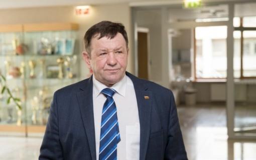 Seimas sutiko suvaržyti Seimo nario K. Pūko laisvę