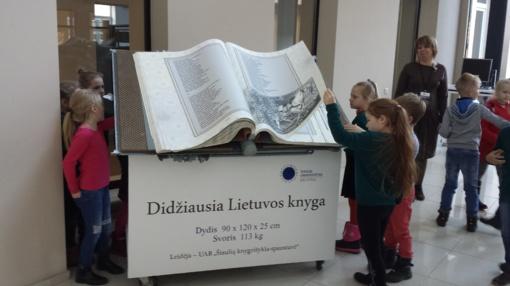 Magiškasis Šiaulių universiteto bibliotekos pasaulis