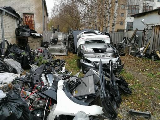 Transporto priemonių tvarkytojai vis dar nepaiso aplinkosauginių reikalavimų