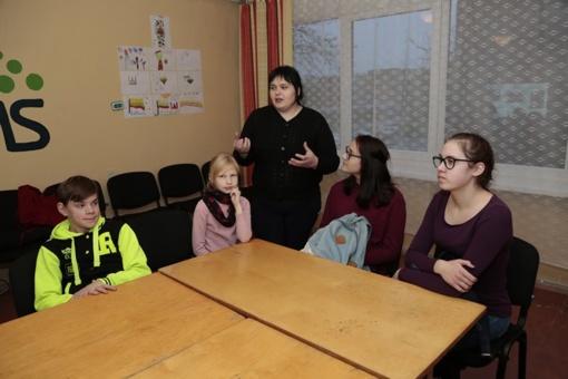 Savanorė Kristina su Marijampolės vaikais ir jaunimu dalijasi kulinarijos paslaptimis