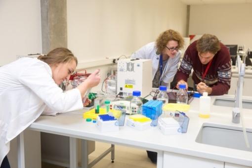 Jaunųjų mokslininkų tarptautinės karjeros pradžiai - 4,35 mln. eurų