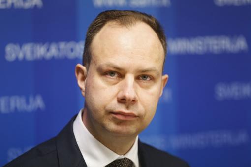 VTEK svarstys sveikatos apsaugos ministro A. Verygos elgesį