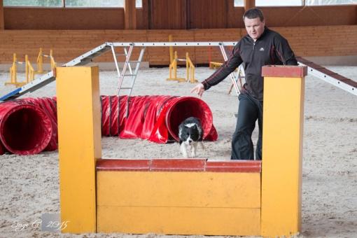 Darbe – kriminalistas, laisvalaikiu – šunų dresuotojas