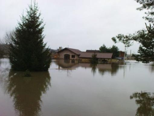 Infekcinių susirgimų profilaktikos potvynių metu rekomendacijos