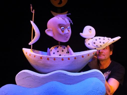 Klaipėdoje vyks tarptautinis lėlių teatro festivalis