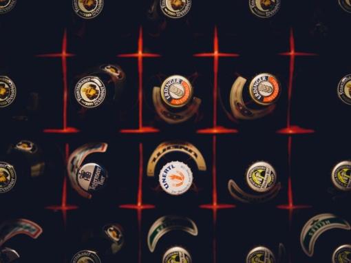 Siūloma atsisakyti specializuotų alkoholio parduotuvių idėjos