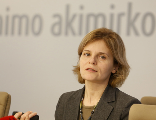 J. Varanauskienė: pajamų atotrūkis tarp didžiausių ir mažiausių pajamų nemažėjo