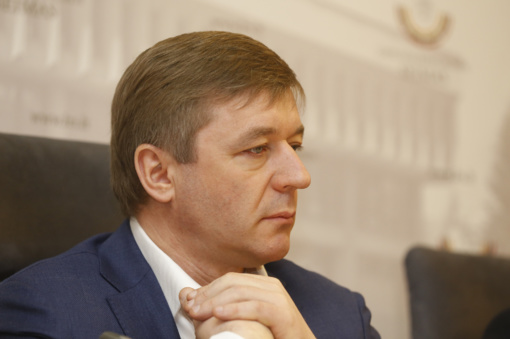 R. Karbauskis apie Lukiškių aikštę: laimėjęs projektas pažeidžia paveldosauginius reikalavimus