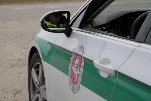 Kelyje Varėna–Marcinkonys–Druskininkai susidūrė automobiliai