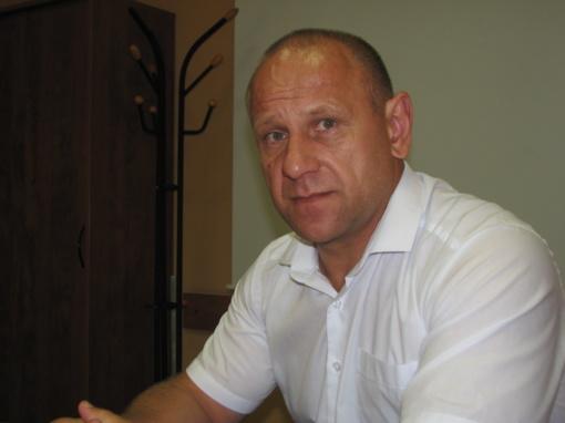 Prienų savivaldybės administracijos direktorius E.Visockas pažeidė įstatymą