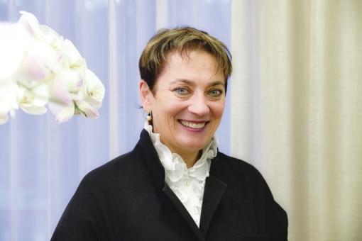 Pradėtas tyrimas dėl Žalgirio klinikos direktorės A.Pūrienės elgesio