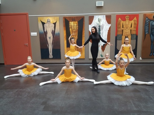 Tarptautiniame šokių konkurse Lenkijoje – prizinės vietos
