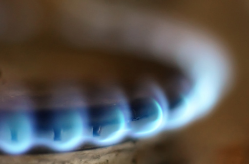 Gamtinių dujų kainos gyventojams - vienos mažiausių per dešimtmetį
