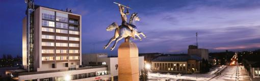 Marijampolei perduotas Lietuvos kultūros sostinės titulas