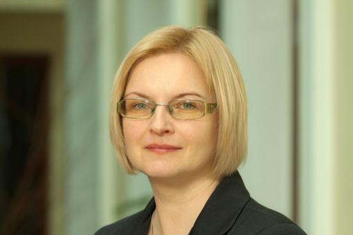 Liberalų sąjūdžio Kaišiadorių skyriaus pirmininkė – Jolita Morkūnaitė