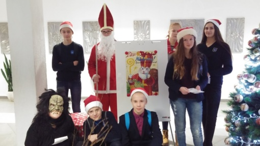 Der 6. Dezember- ist der Nikolaustag !