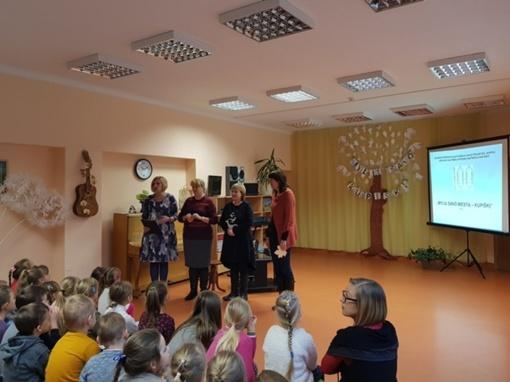Kupiškio priešmokyklinio amžiaus vaikų projektas