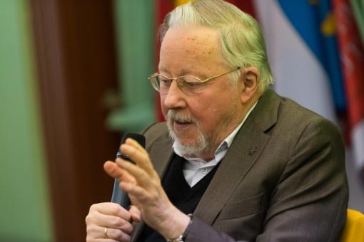 """Prof. V. Landsbergis: """"Nacionalizmo bangomis Europoje norima užimti vietą po saule"""""""