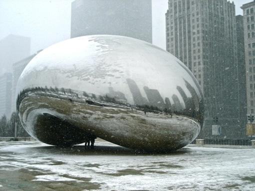 Čikaga – tobula kryptis žiemos entuziastams