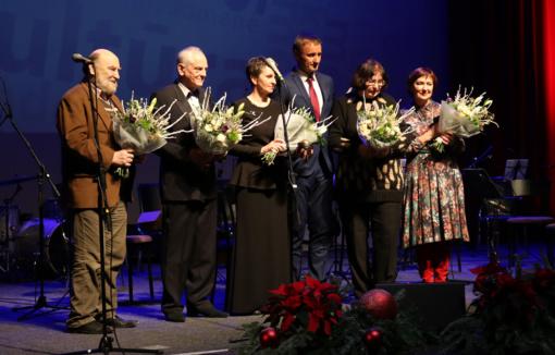 Premijomis apdovanoti Šiaulių kultūros ir meno pasaulio šviesuliai (nuotraukų galerija, vaizdo reportažas)