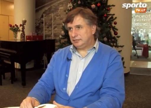 """Permainos """"Neptūno"""" klube - nauji investuotojai ir direktorius"""